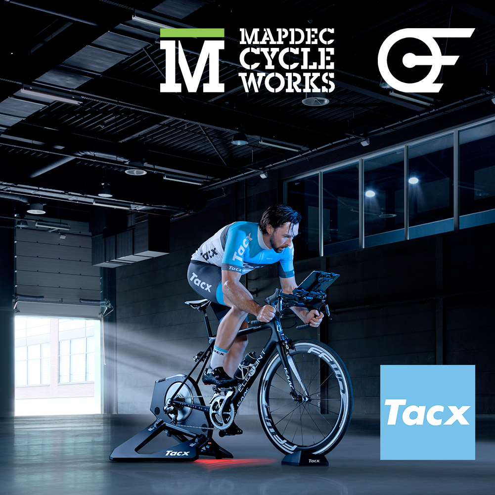 New logo design for Mapdec Cycle Works