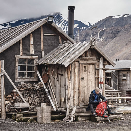 Craghoppers – Svalbard